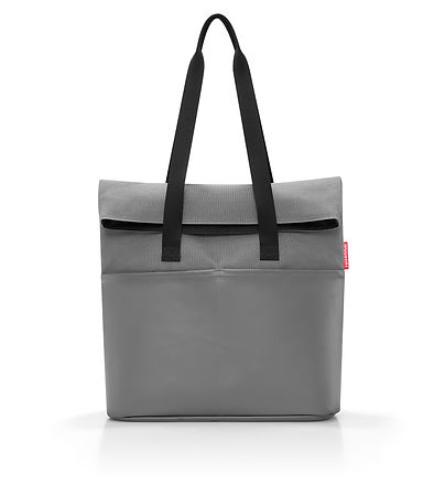 canvas Tasche reisnthel in grau