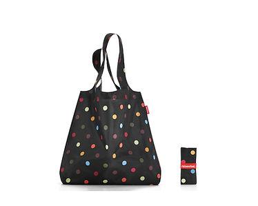 Mini Maxi Shopper von reisenthel mit gepunktetem Design