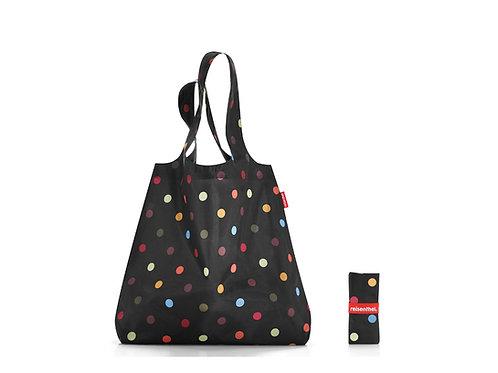 Reisenthel Einkaufstasche mit bunten Punkten