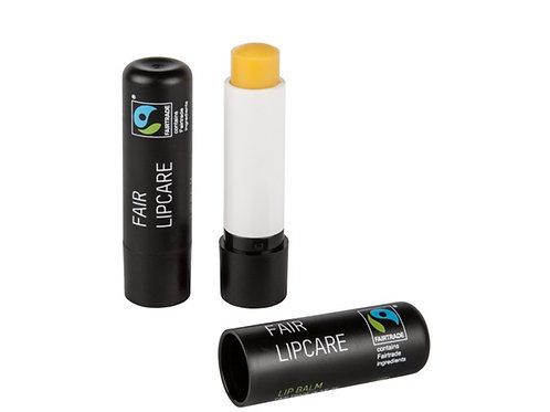 Lippenpflegestift LipNature mit FAIRTRADE Kennzeichen