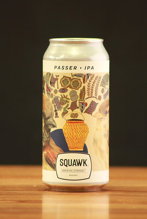 Squawk - Passer