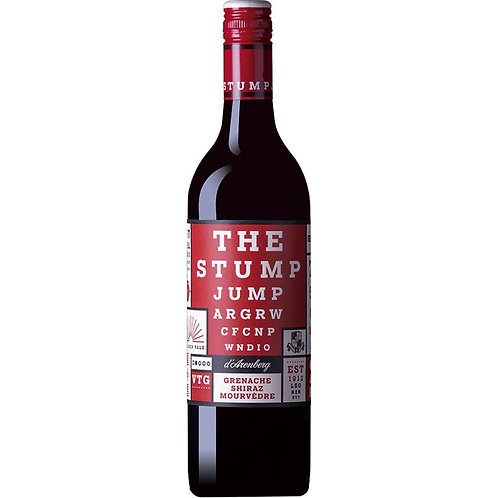 The Stump Jump - Grenache Shiraz Mourvedre