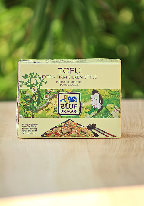 Firm Tofu - Blue Dragon