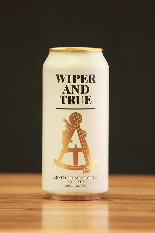 Wiper & True - Ghost Notes