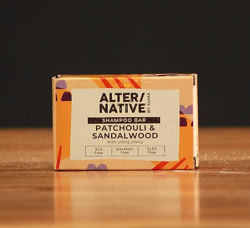 Patchouli & Sandalwood shampoo - Alter/Native