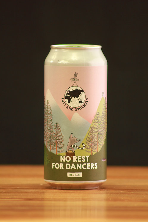 Lost & Grounded - No Rest for Dancers