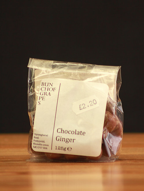 Chocolate Ginger