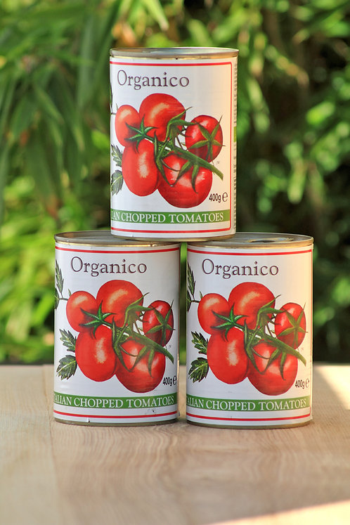 Chopped Tomatoes - Organico