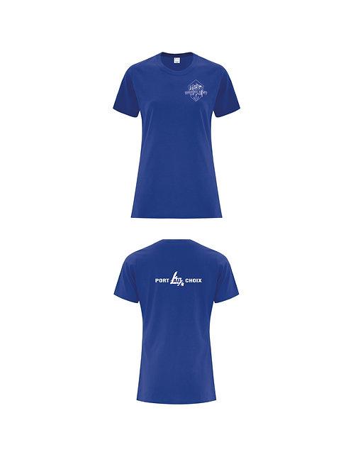 Port Aux Choix Ladies T-shirt
