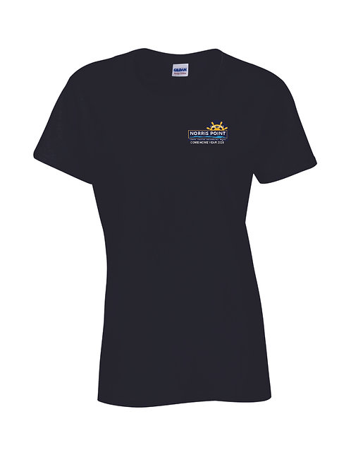 Norris Point, Cotton Ladies T-shirt