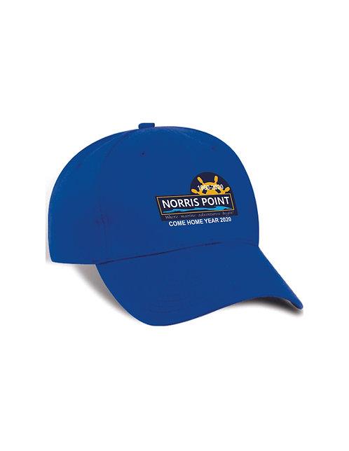 Norris Point, Adjustable Hat