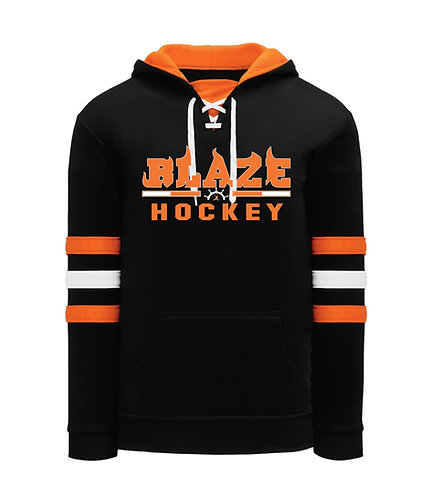 PABMH Personalized Hockey Lace Hoodie