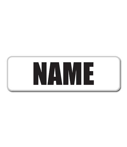 CBMHA Name Bar - Small