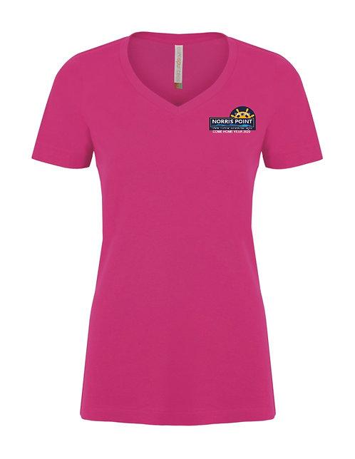 Norris Point, Ring Spun Ladies T-shirt