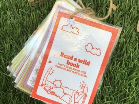 Read A Wild Book