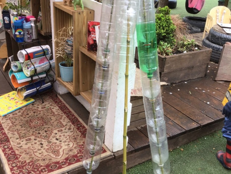 Help Us Build Our Bottle Greenhouse