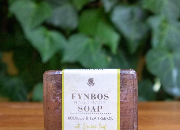 Rooibos & Tea Tree Oil Soap