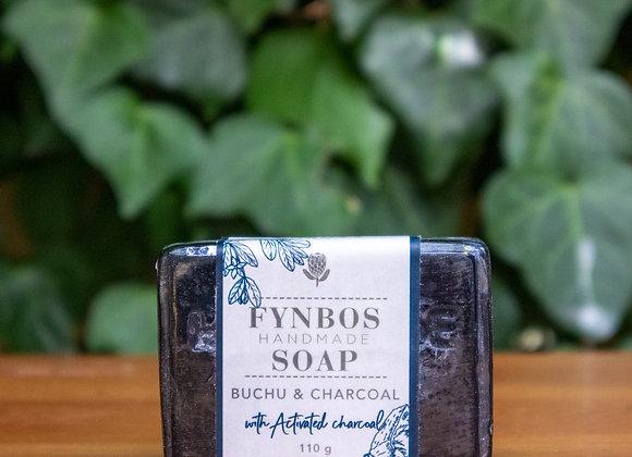 Buchu & Charcoal Soap