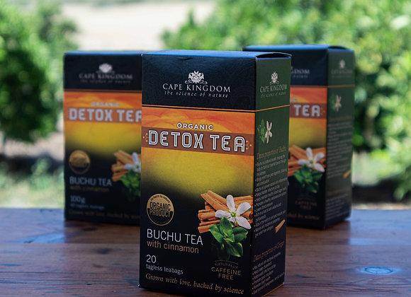 Detox Tea | Buchu & Cinnamon