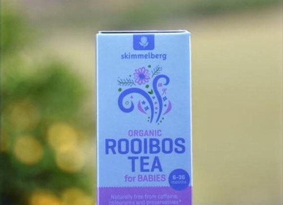 Organic Rooibos Tea for Babies