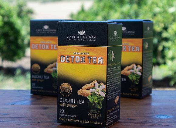 Detox Tea | Buchu with Ginger