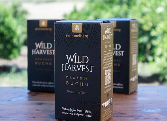 Limited Edition Organic Wild Harvest Buchu Tea