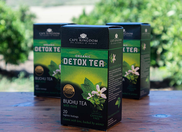 Detox Tea | Buchu With Mint