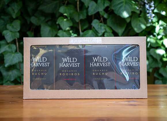 Organic Wild Harvest Gift Pack