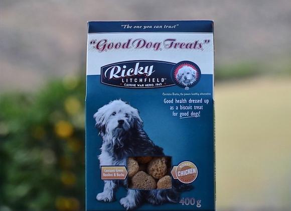 Ricky Litchfield Good Dog Treats