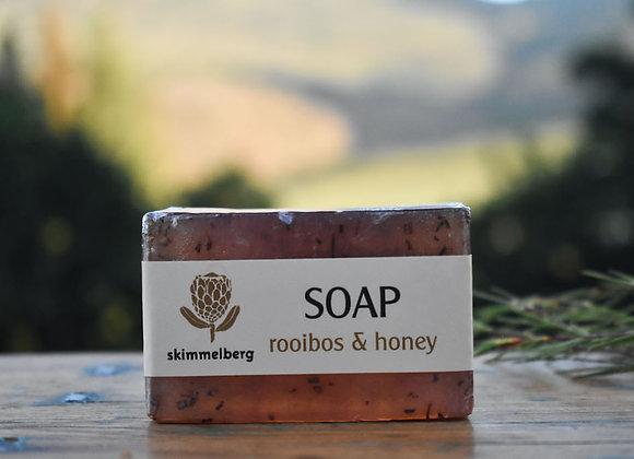 Rooibos & Honey Soap
