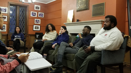YPEI PARTICIPATES IN DWIGHT HALL'S MLK DAY PANEL ON INTERSECTIONAL ACTIVISM