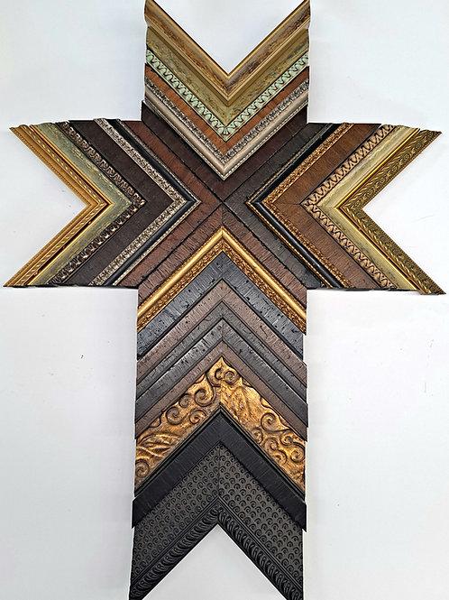 Original Wood  Cross Art 15