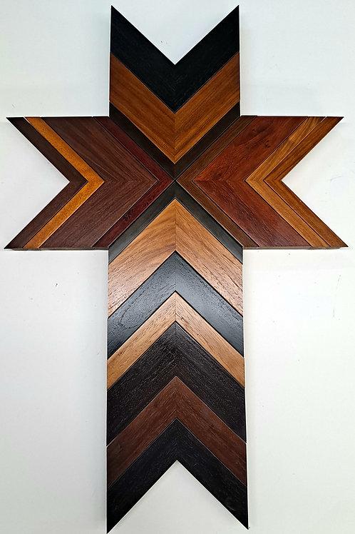 Original Cross Wood Art 18