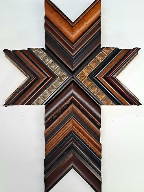 Original Cross Wood Art 17