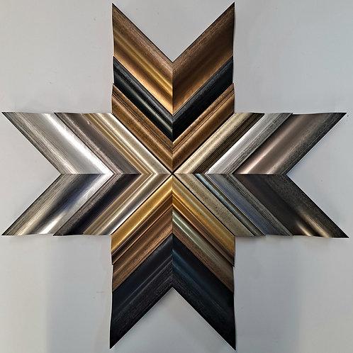 Original Star Wood Art 12
