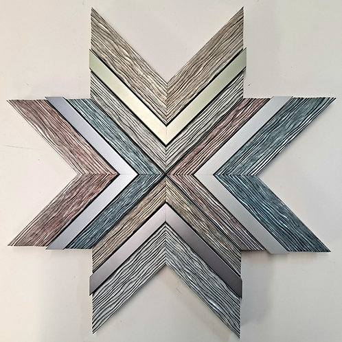 Original Star Wood Art 13