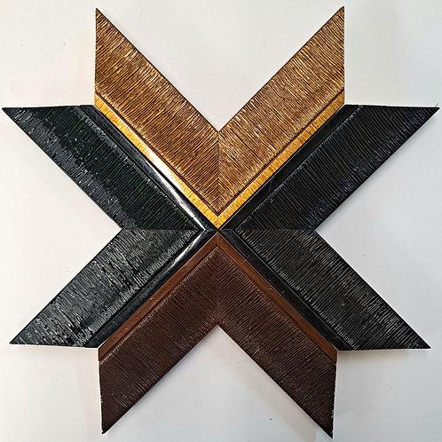 Original Star Wood Art 2