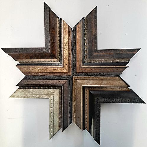 Original Star Wood Art 20