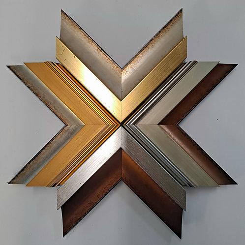 Original Star Wood Art 5