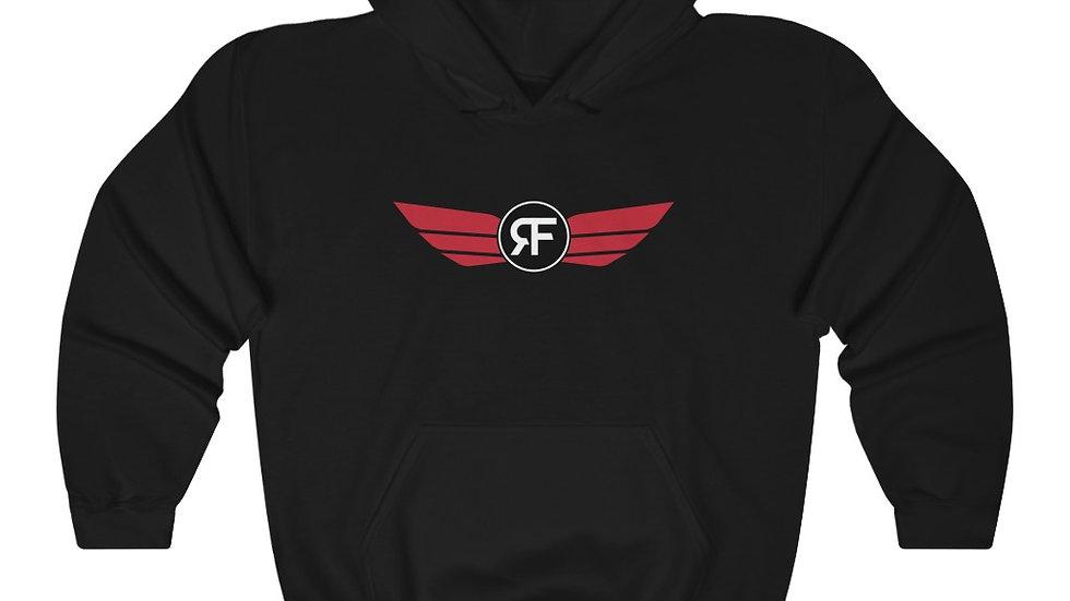 Unisex Rival Fitness Hooded Sweatshirt