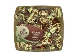 Sospiri al cioccolato grandi conf