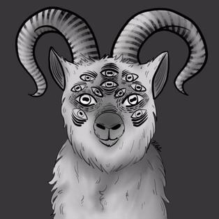 Many-Eyed Goat