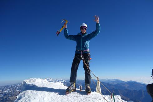 Bolivian Peaks