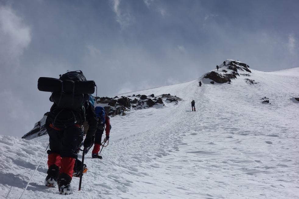 Mountaineering in Kyrgyzstan