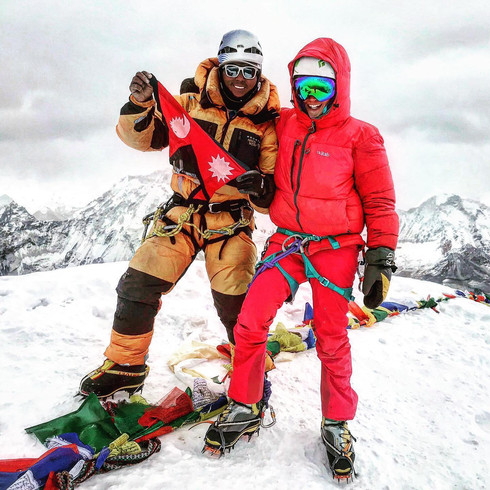 Mera Peak & Ama Dablam Double - 2019