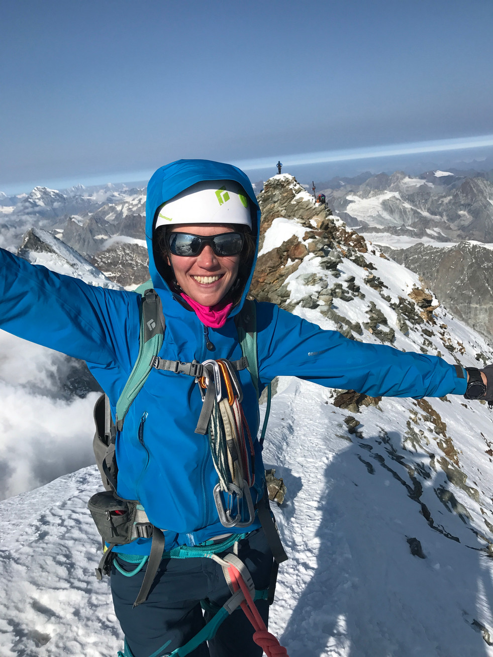 Climbing the Matterhorn, 150 years after the first female attempt