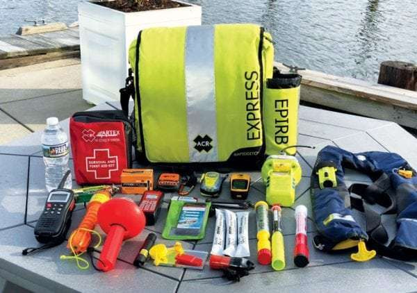 Boating Safety, EPIRBs and Ditch Bag