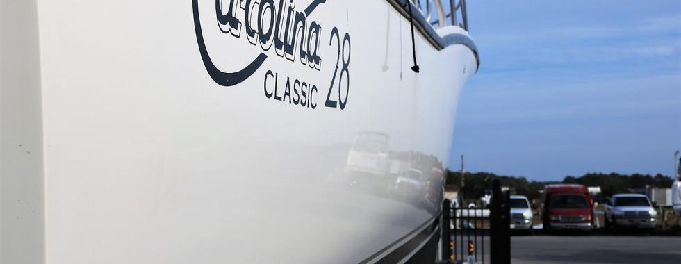 Carolina Classic 28 Express