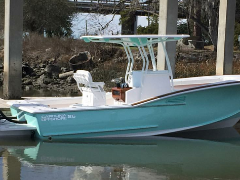 CBYB to Offer Hull #1 and Future Builds from Carolina Offshore Boatworks