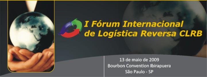I FÓRUM INTERNACIONAL CLRB
